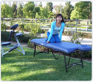 Orange County Massage Therapy With Massage Therapist Margie V.